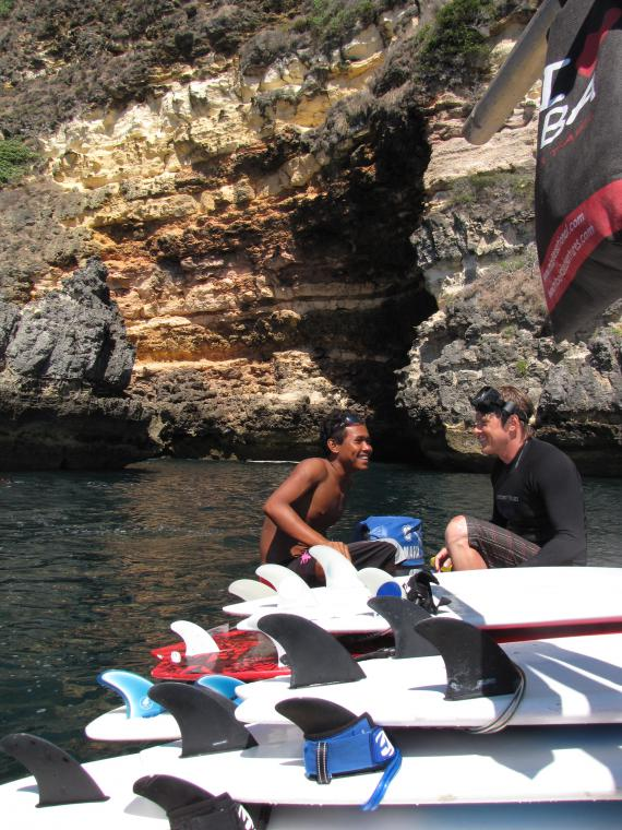 Surfcamp Lombok Photo by Charlie