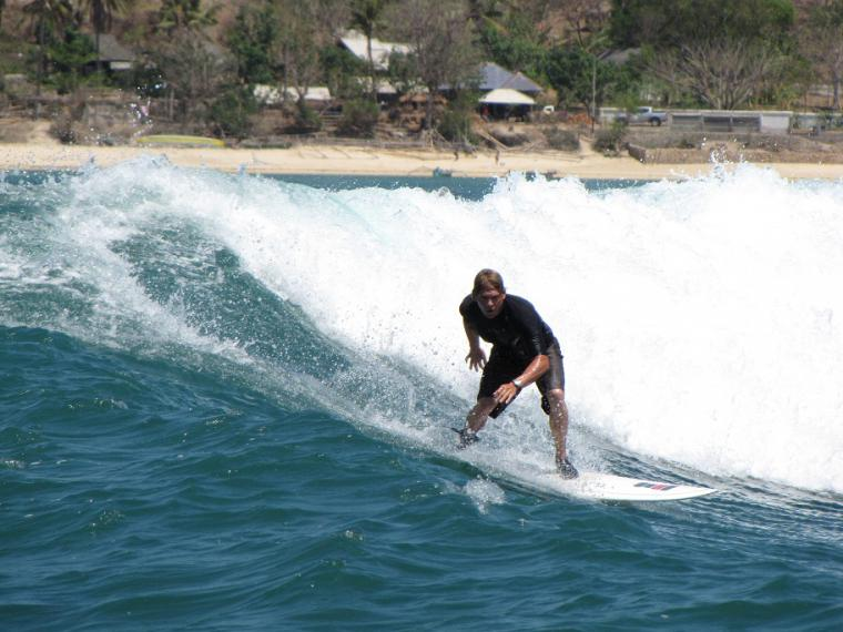 Surfcamp Lombok Photo by danbor