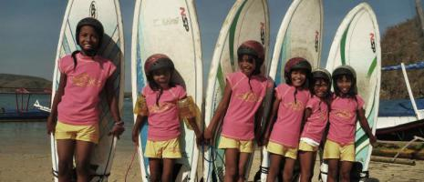 Surfcamp Lombok Photo by Jenny