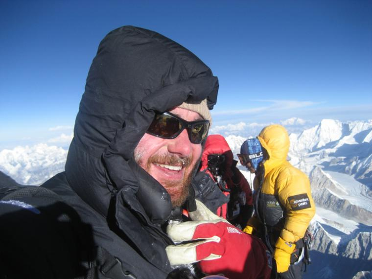 Brendan Mount Everest